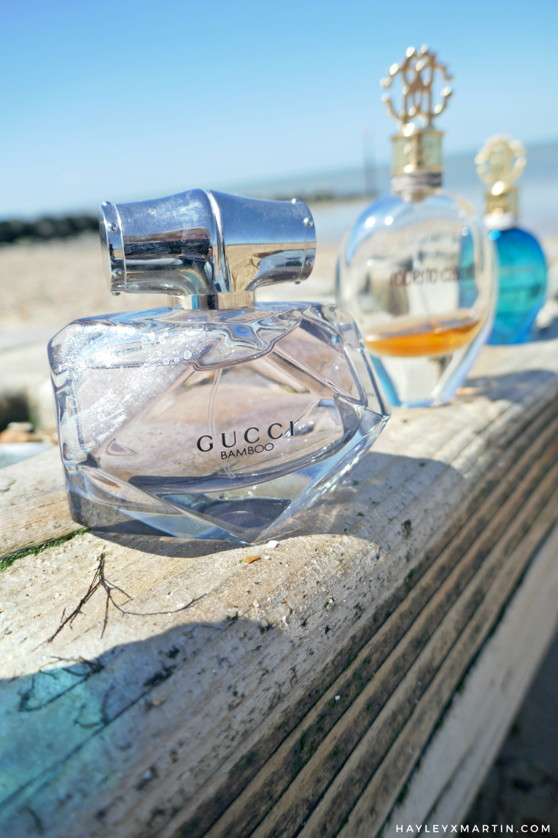 HAYLEYXMARTIN | PERFUME COLLECTION | GUCCI