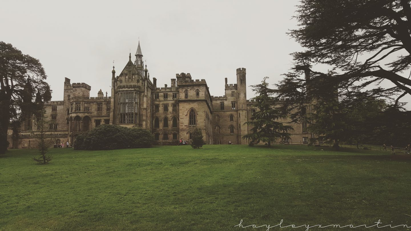 HAYLEYXMARTIN | Alton Towers Mansion