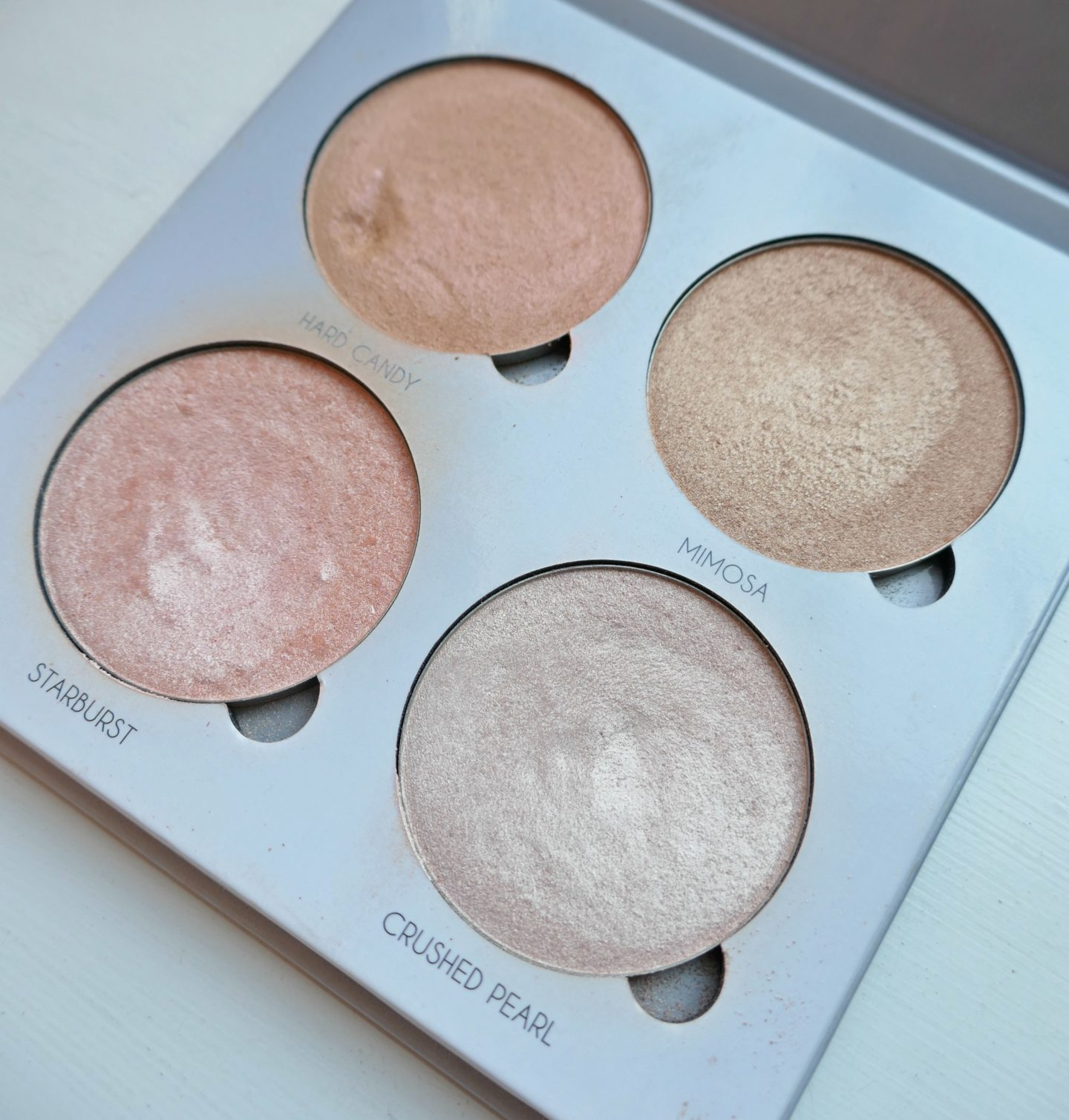 hayleyxmartin | Summer Bronze Glow Makeup - Anastasia Glow Kit - Gleam -