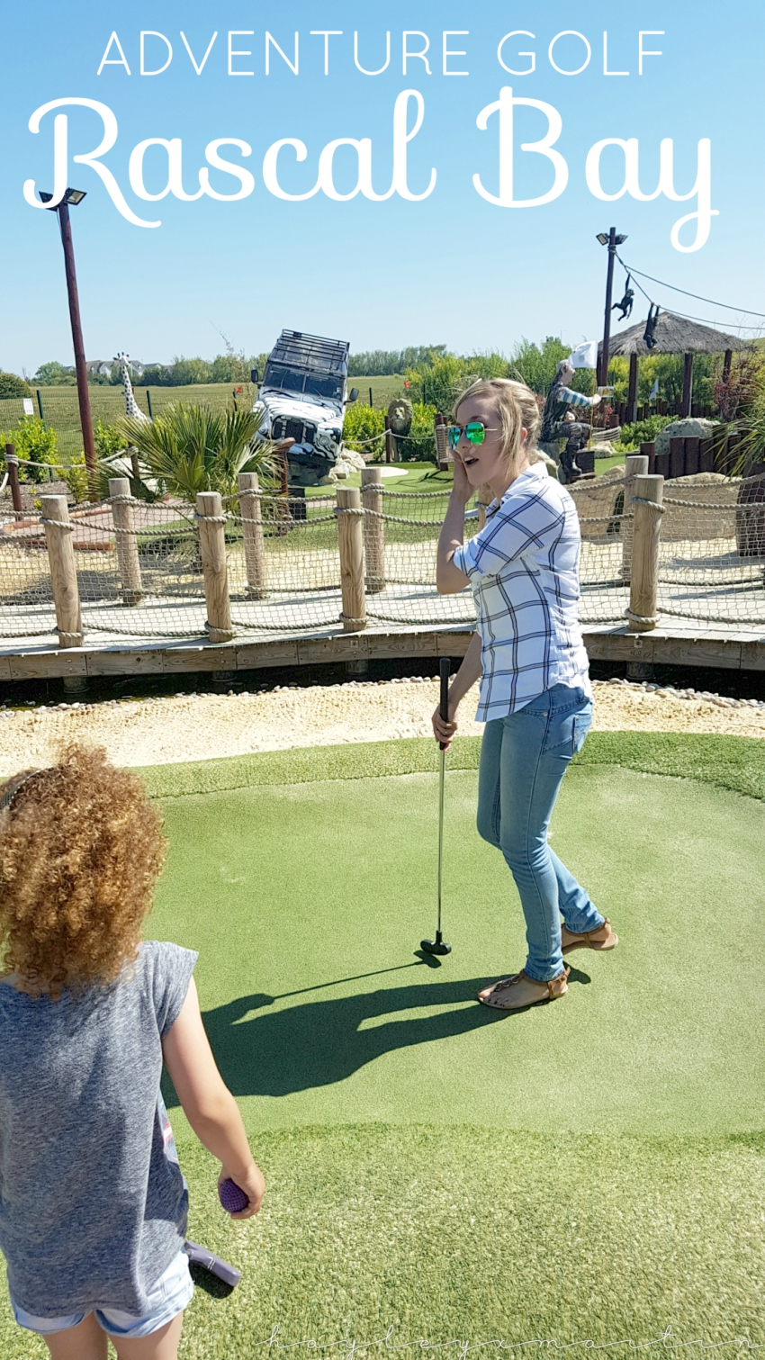 hayleyxmartin   Rascal Bay - Manston - Adventure Golf Course