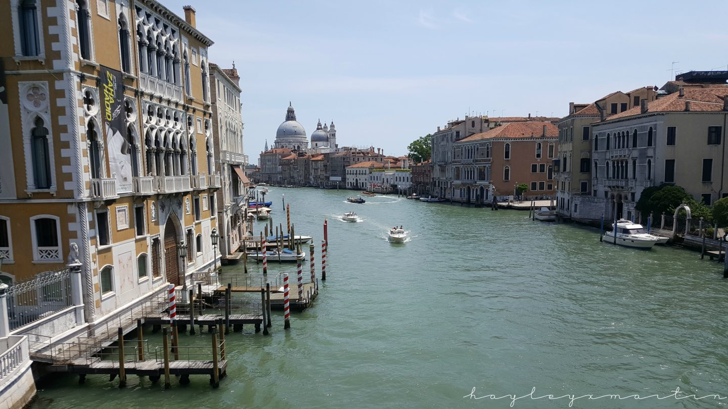 Venice | Short Break | 4 Day Itinerary | Ponte Dell'Accademia