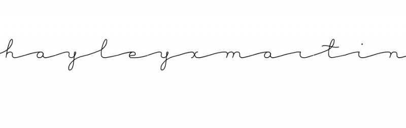 hayleyxmartin | Beauty, Fashion, Lifestyle & Travel Blog