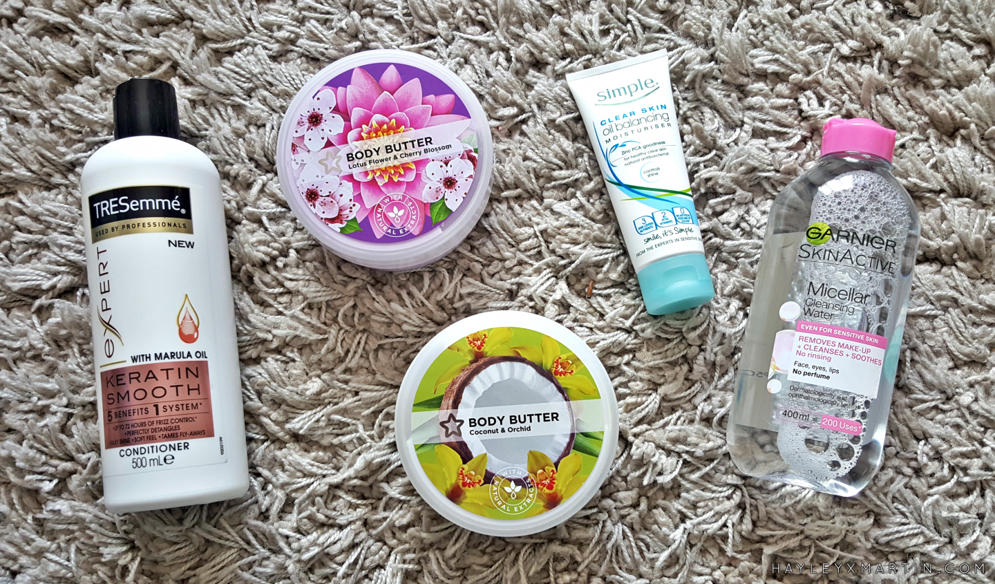 Superdrug | Essentials Haul