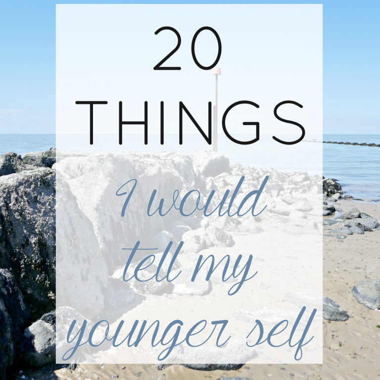 hayleyxmartin | 20 things I would tell my younger self