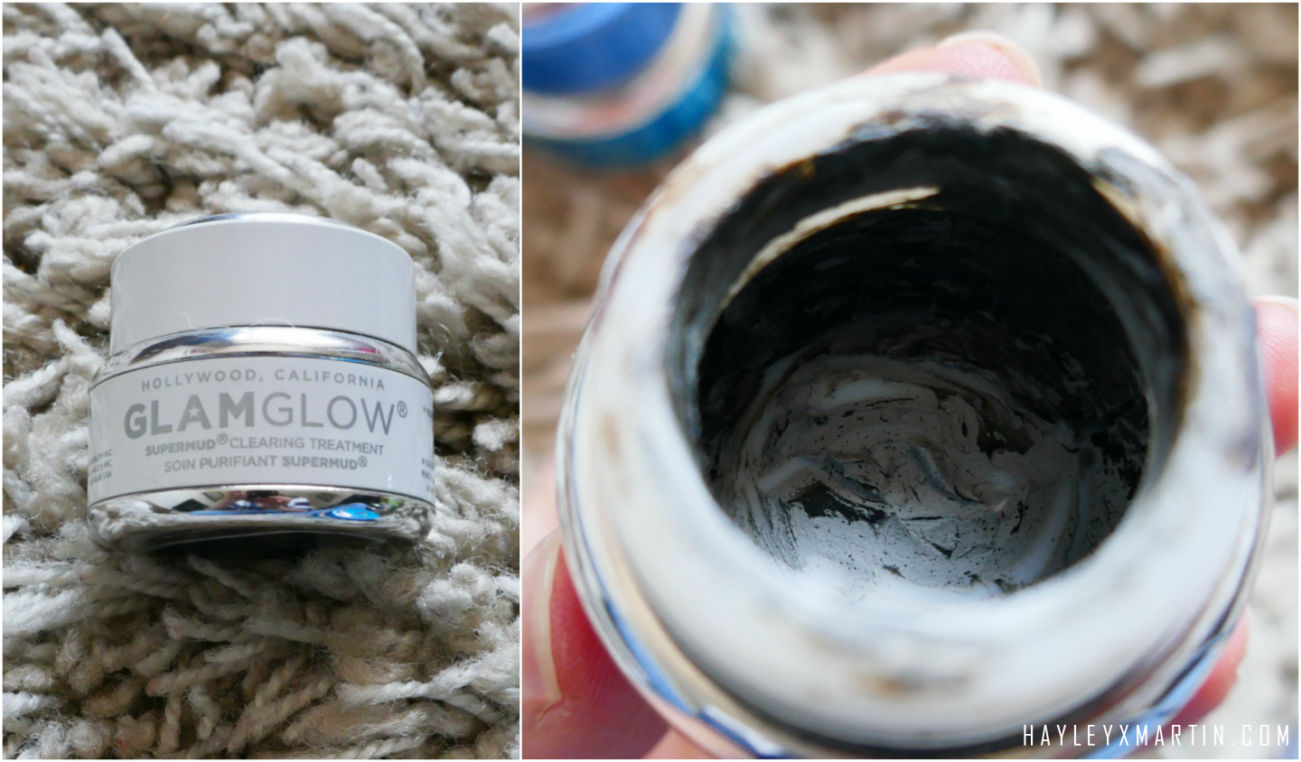 hayleyxmartin | GLAMGLOW SUPERMUD REVIEW