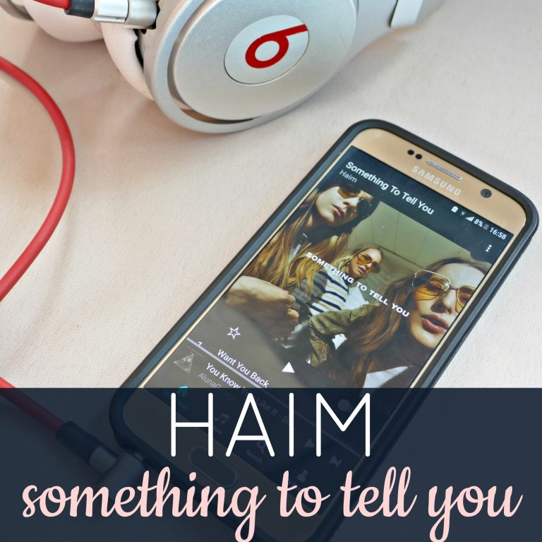 HAIM NEW ALBUM - SOMETHING TO TELL YOU