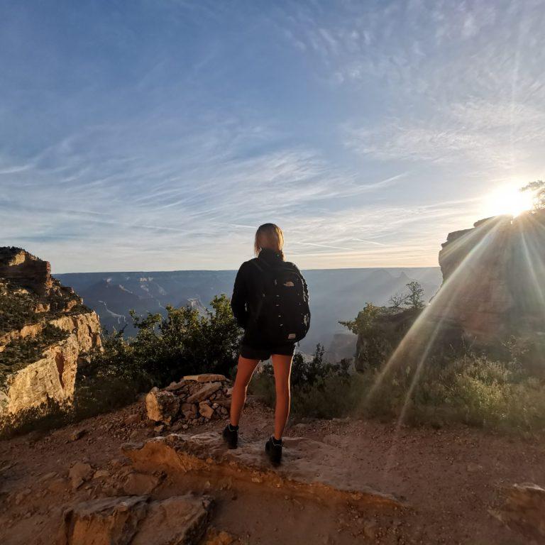 Hayleyxmartin | trek America | Grand Canyon