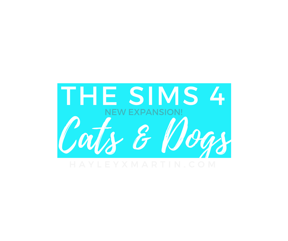 The Sims 4 Cats & Dogs | Available in November!
