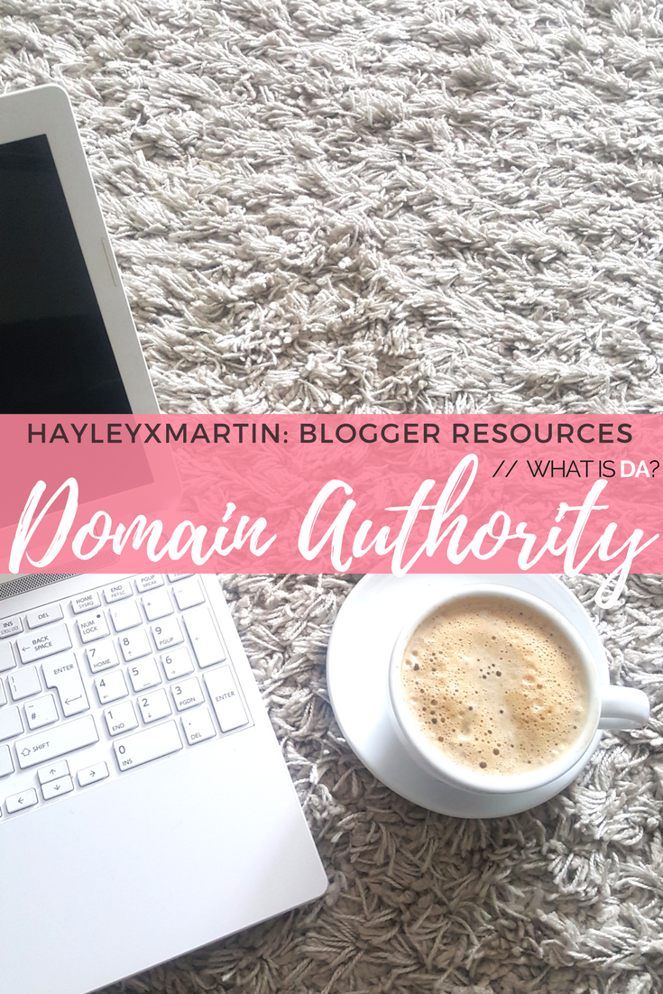 HAYLEYXMARTIN - WHAT IS DOMAIN AUTHORITY
