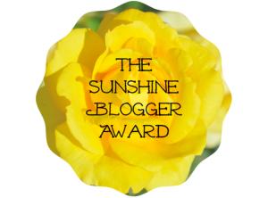 HAYLEYXMARTIN - SUNSHINE BLOGGER AWARD