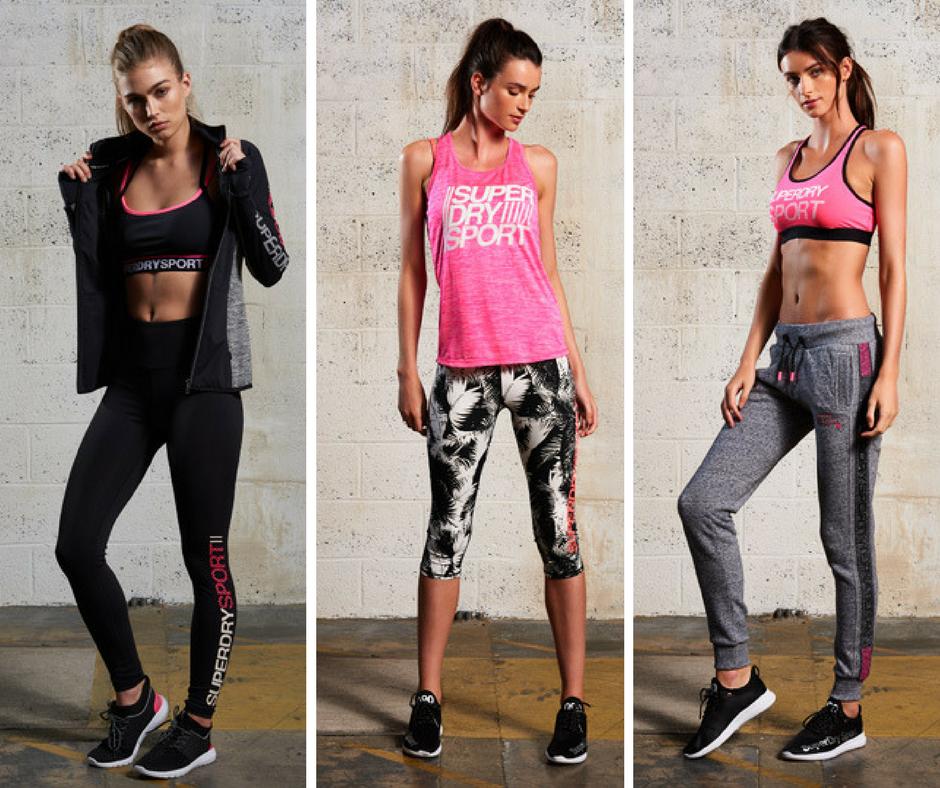 Superdry - Sportswear