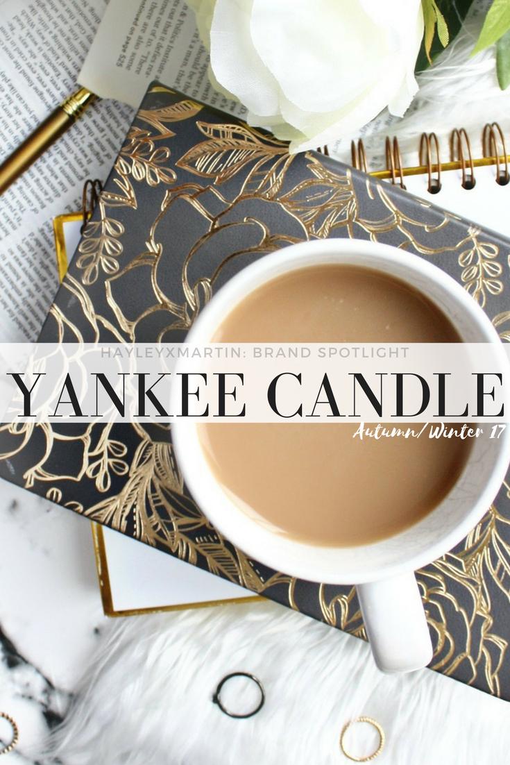 BRAND SPOTLIGHT - YANKEE CANDLE AW17