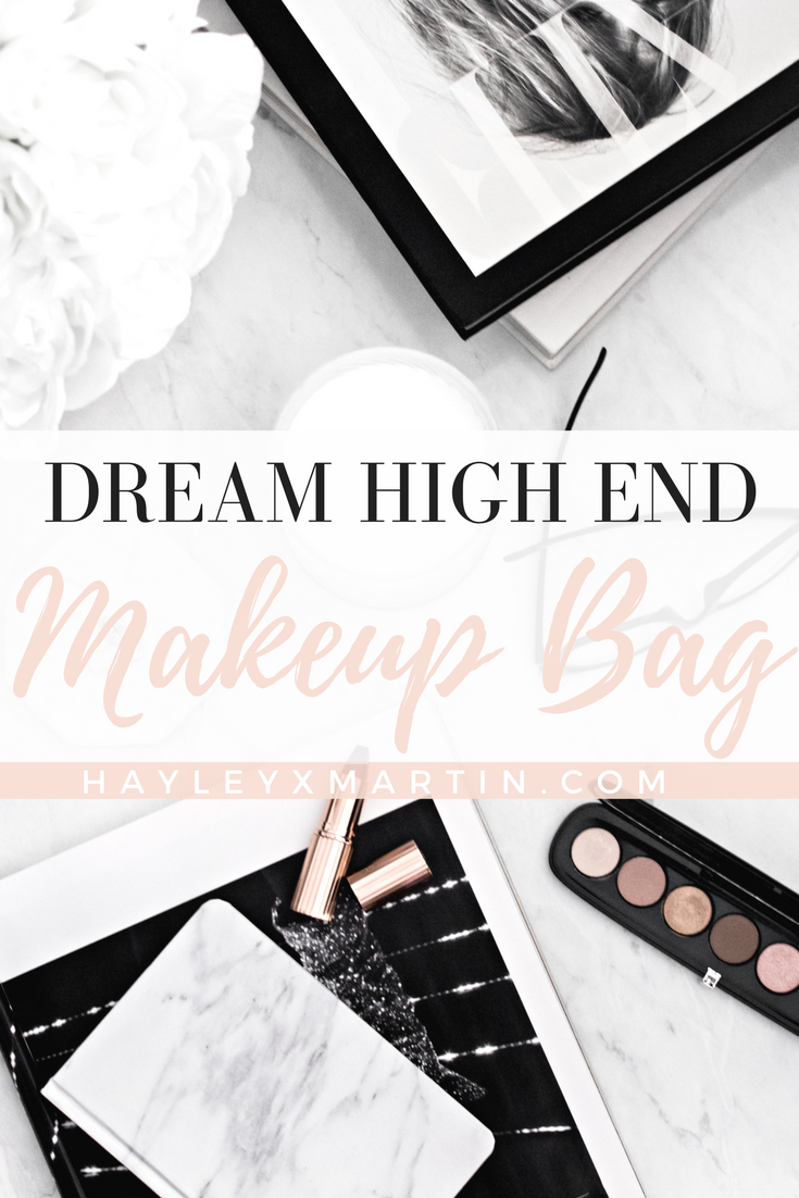 Dream High End Makeup Bag - Hayleyxmartin