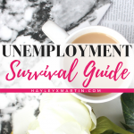 HAYLEYXMARTIN - UNEMPLOYMENT SURVIVAL GUIDE