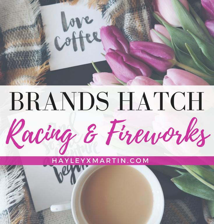 BRANDS HATCH - RACING & FIREWORKS - HAYLEYXMARTIN