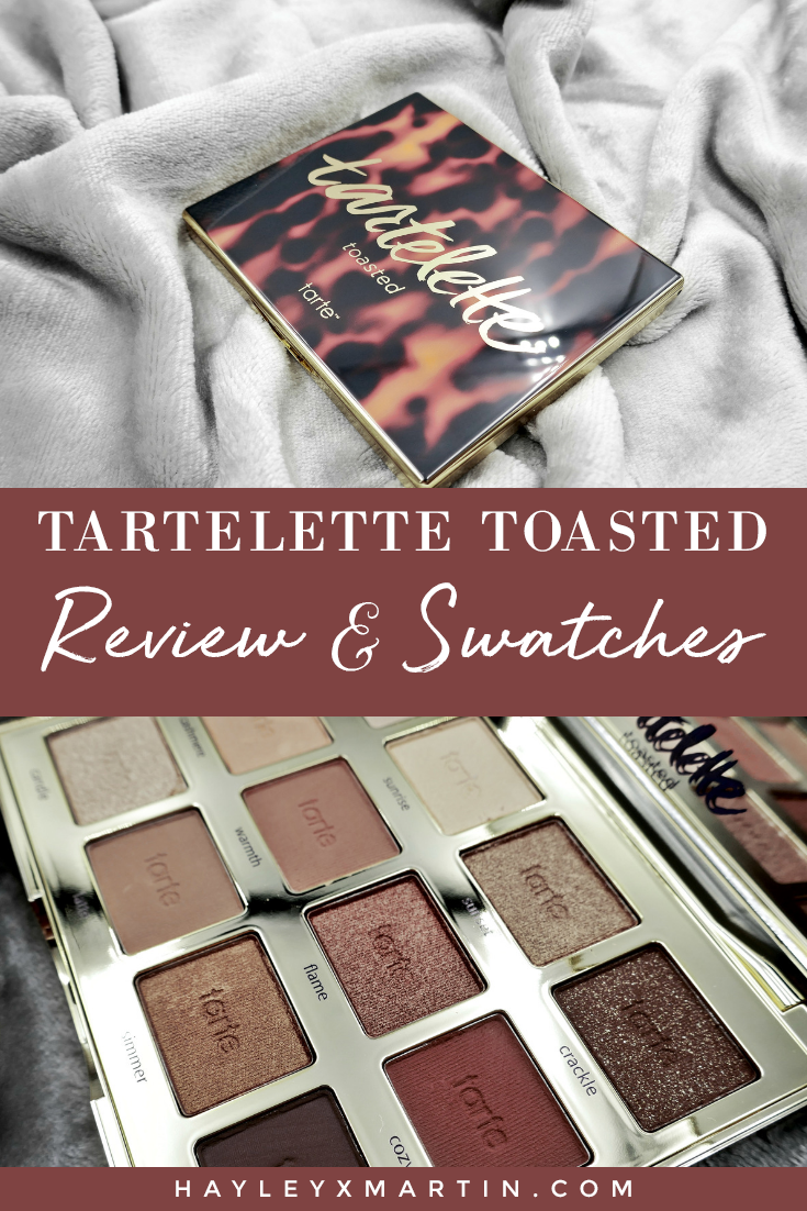 TARTELETTE TOASTED REVIEW AND SWATCHES _ HAYLEYXMARTIN (2)