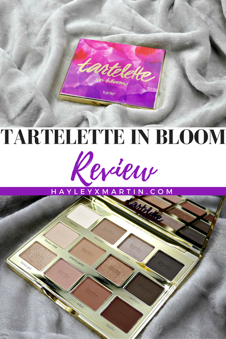 TARTELETTE IN BLOOM REVIEW _ HAYLEYXMARTIN