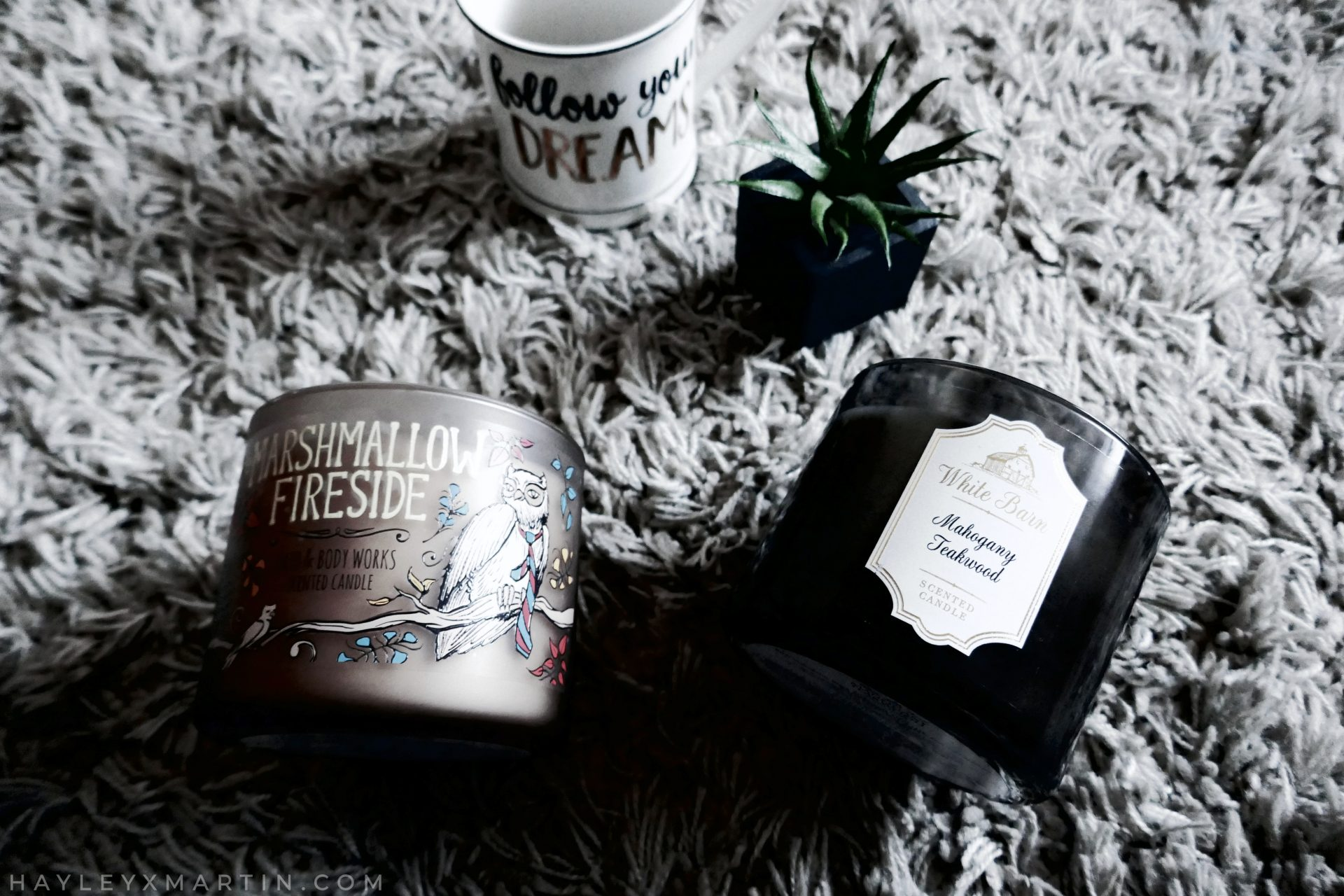 HAYLEYXMARTIN | AUTUMNAL CANDLE HAUL | BATH AND BODY WORKS UK