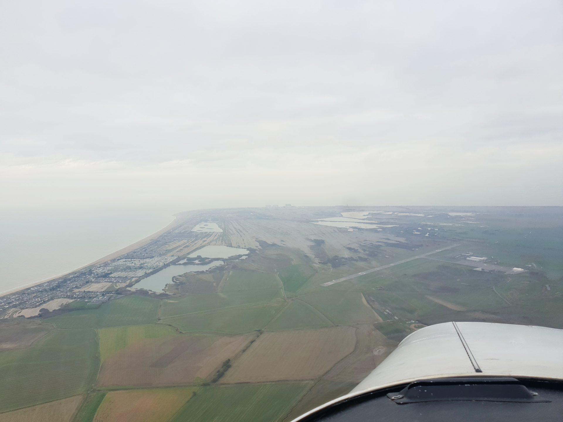 First Flying Lesson with TG Aviation | Lydd, Kent | HAYLEYXMARTIN