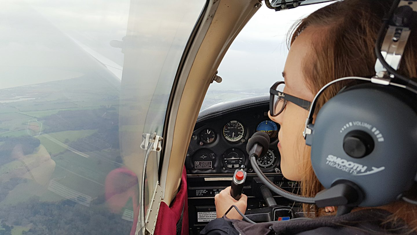 First Flying Lesson with TG Aviation | HAYLEYXMARTIN | Lydd, Kent