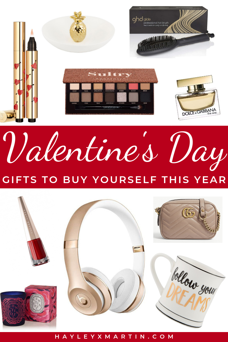 Valentine's Day Gifts To Buy Yourself This Year | Hayleyxmartin