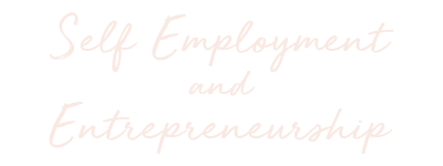 SELF EMPLOYMENT AND ENTREPRENEURSHIP - BLOGGER RESOURCES - HAYLEYXMARTIN