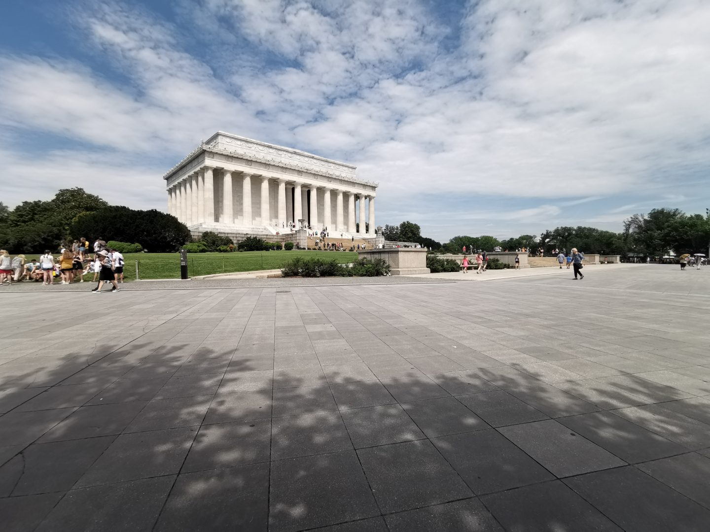 HAYLEYXMARTIN - TREK AMERICA - GRAND TREK - DAY 2 - WASHINGTON