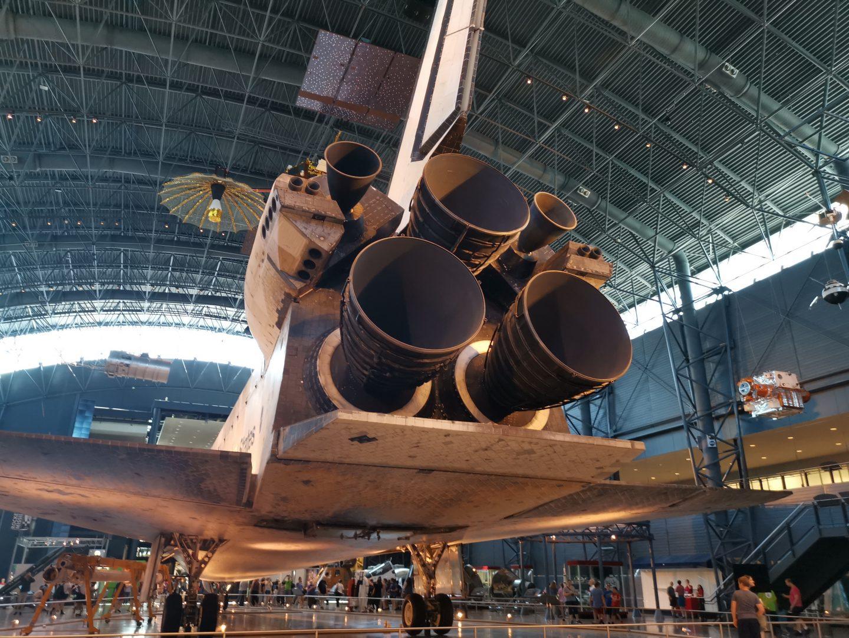 HAYLEYXMARTIN.COM | TREK AMERICA GRAND TREK - DAY 3&4 - STEVEN F UDVAR-HAZY AIR & SPACE MUSEUM & OCOEE