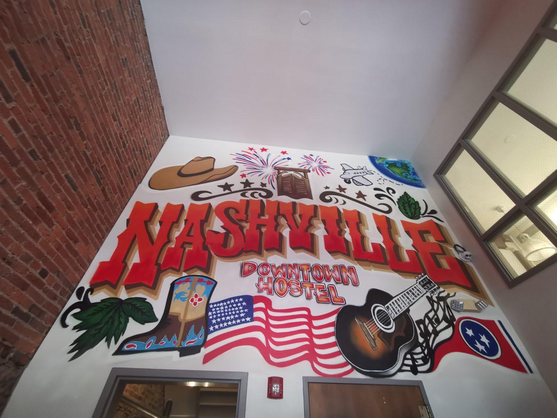HAYLEYXMARTIN | TREK AMERICA GRAND TREK | DAY 5 NASHVILLE