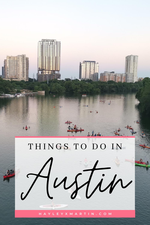 THINGS TO DO IN AUSTIN, TX | TREK AMERICA | HAYLEYXMARTIN