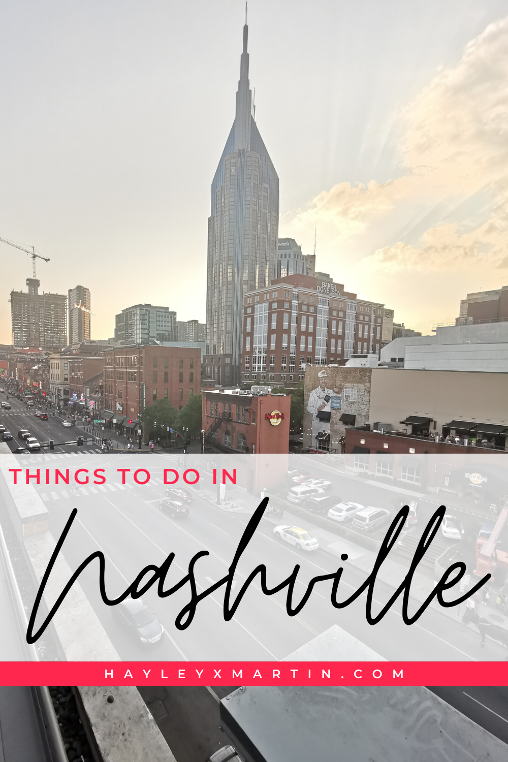 THINGS TO DO IN NASHVILLE | TREK AMERICA GRAND TREK | HAYLEYXMARTIN